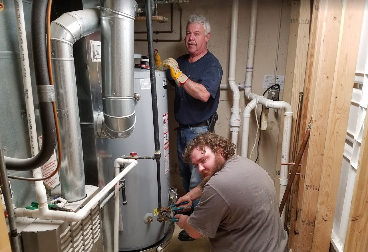 water heater replacement mokena illinois